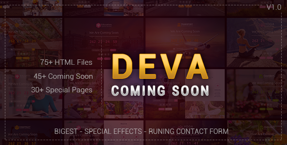 coming soon template Archives - DexignLab Blog